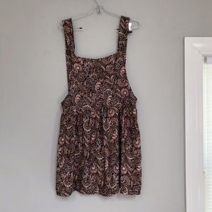 RP4 by LF Overall Dress
